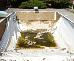 How To Find Swimming Pool Leaks Hydrostatic Test